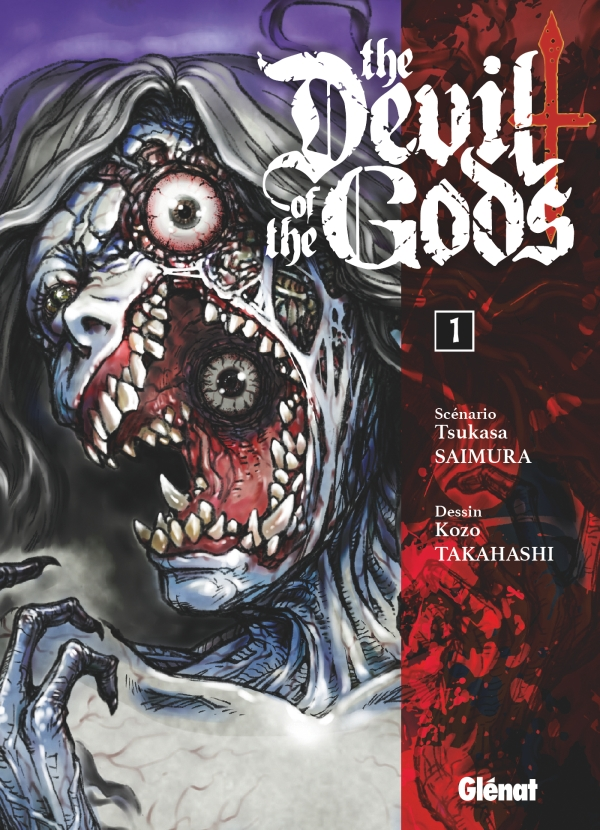 The Devil of the Gods - Tome 01